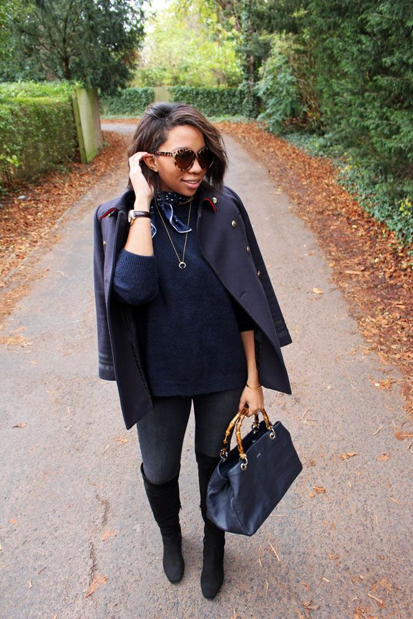 The Cole Collection Blog ~Navy
