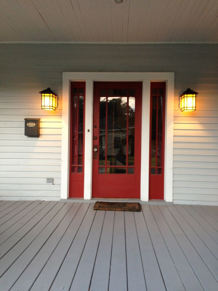 143 best Craftsman Porches/Lighting & Foyers images on Pinterest ...