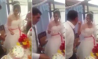 Αυτό είναι αγάπη για τη νύφη