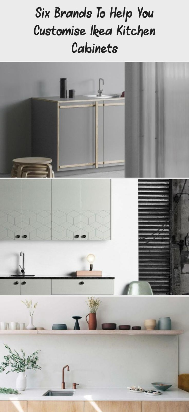 Six Brands To Help You Customise Ikea Kitchen Cabinets Ikea Kitchen Cabinets Kitchen Cabinet Design Ikea Kitchen
