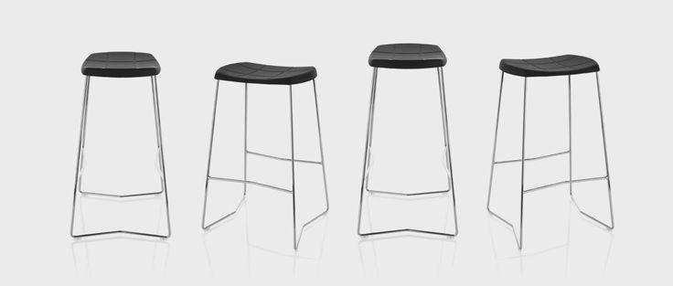 Mini barstool, designer Anya Sebton |Lammhults