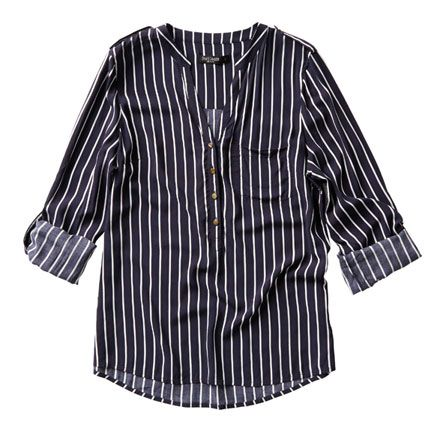 Just Jeans   Long Sleeve Signature Popover   $49.99