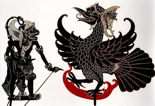 Hanoman & Garuda