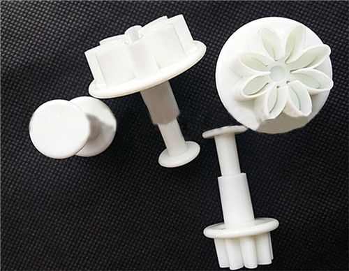 Flower Cookie Sunflower Plunger Cutter Sugarcraft Fondant Cake