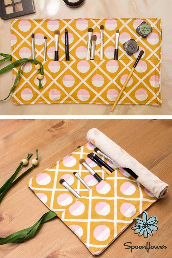 This DIY Fat Quarter Project Is a Travel Must-Have – Want to know the travel mus…