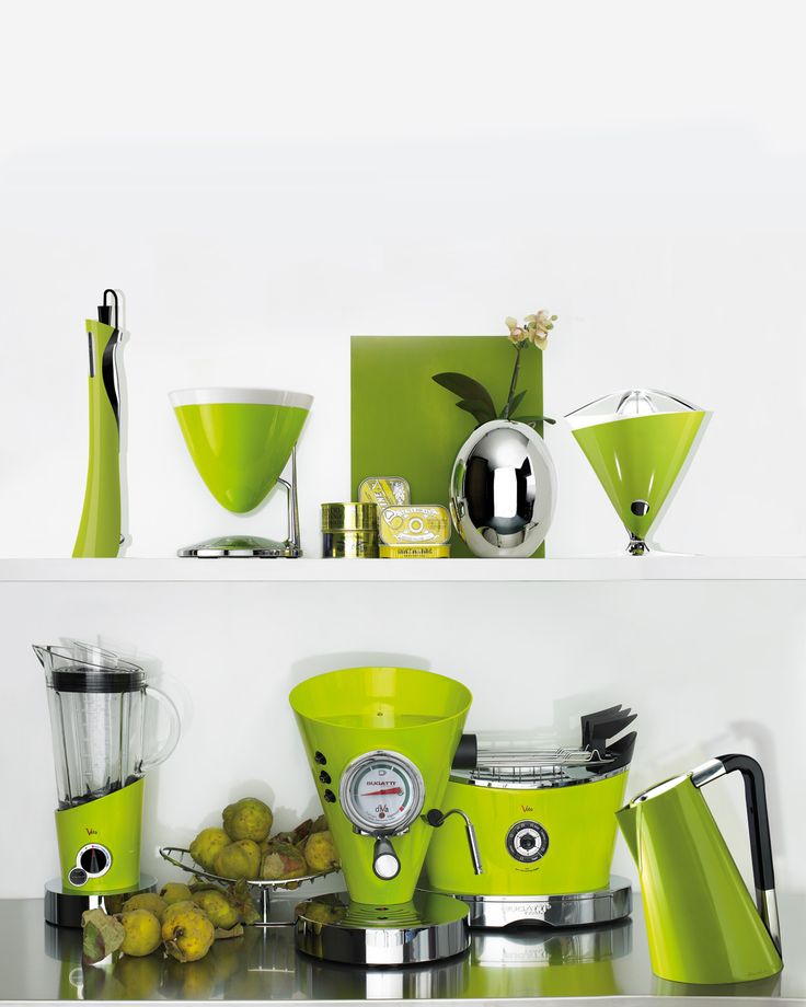EVA - Mini mikser ręczny zielony - BUGATTI - DECO Salon #mixer #blender #kitchenaccessories