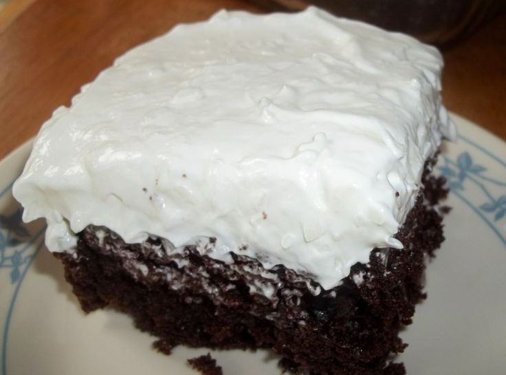 Mounds Cake    This is one cake I'll be making soon.
