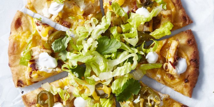 Combining taco and pizza night might just be the best executive decision you've ever made.