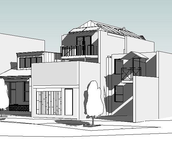 Here a 3d image of our small renovation project in Carlton North. We are doing energy efficiency upgrades and quite some repairs to this heritage home. We had to apply for a town planning permit due to changes to the roof slight changes to some windows and the addition of solar panels. We are currently waiting on the planning permit. Hopefully not long now. #sustainableliving #makingyourhomefutureproof #energyefficiency #energyefficiencyupgrades #heritage #heritagehome #buildingdesign…