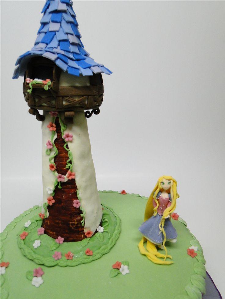 Enredados cake