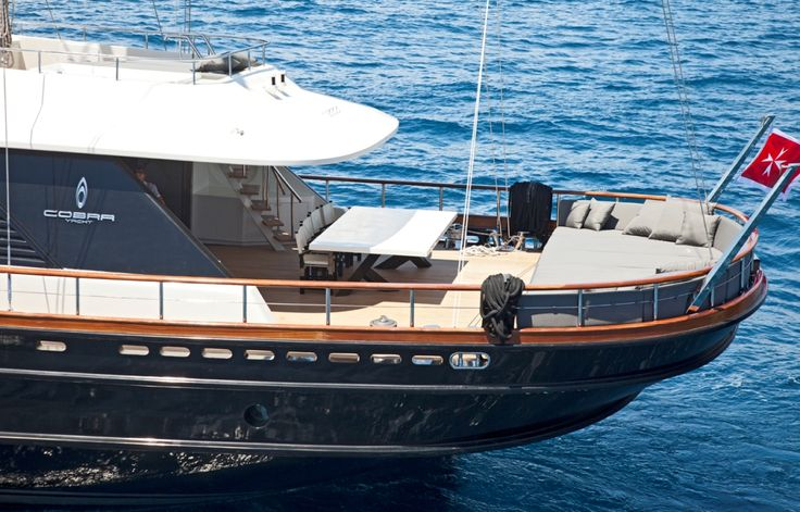 Infinity is a 46 M. luxury crewed gulet. She was built as a charter gulet in 2011. She has 1 master, 1 VIP and 4 double cabins, all with en-suite facilities. She can accommodate up to 12 guests. Gulet Infinity is a perfect luxury gulet to charter in Turkish riviera and Greek islands.