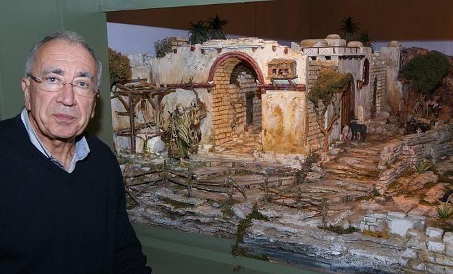 José María Villa, constructor de Las Angustias.