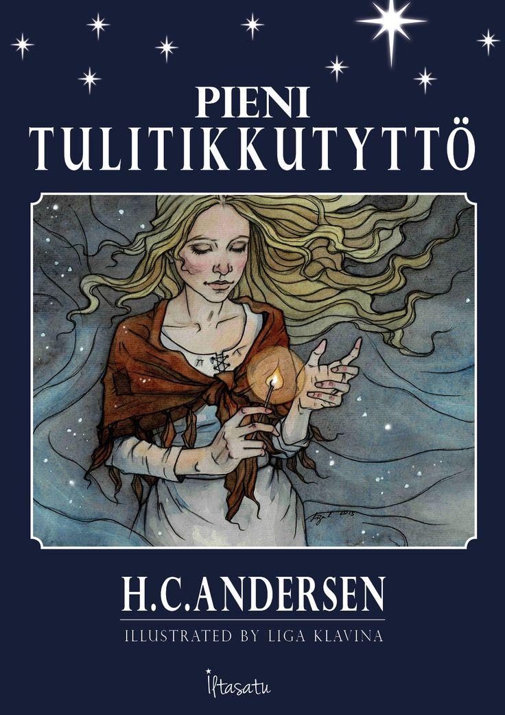 Iltasatu.org: Pieni Tulitikkutyttö /  ilmainen e-kirja