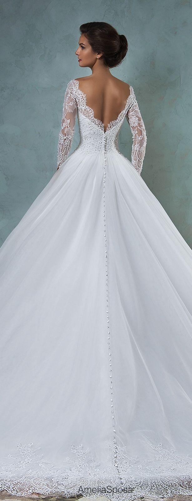 30 best Hochzeitskleid images on Pinterest | Gown wedding, Wedding ...