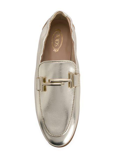 1311334ed52 Tod s Classic Logo Loafers - Farfetch