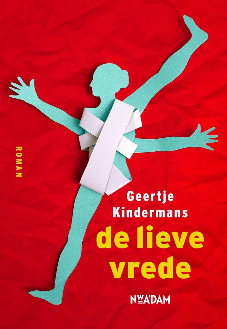 Een verhaal over de strijd om een eigen leven op te bouwen: 'De lieve vrede' is een psychologische roman die je doet lachen - al is het ongemakkelijk lachen. Verschijnt in augustus 2014.