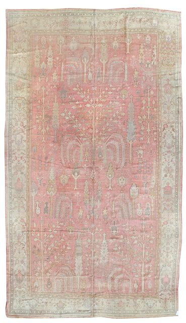 love the colour of this rug