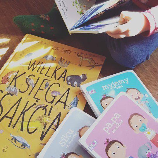"""Nasza paczka recenzencka  Dziękujemy @wydawnictwo_wilga  Kakaludek już czyta swoje """"Krok po kroku""""  #ksiazki #książki #book #books #dzieci #baby #toddler #wilga #wydawnictwowilga #wielkaksięgassaków #krokpokroku #dziecko #kakaludek #polska #poznań #poznan #poland"""
