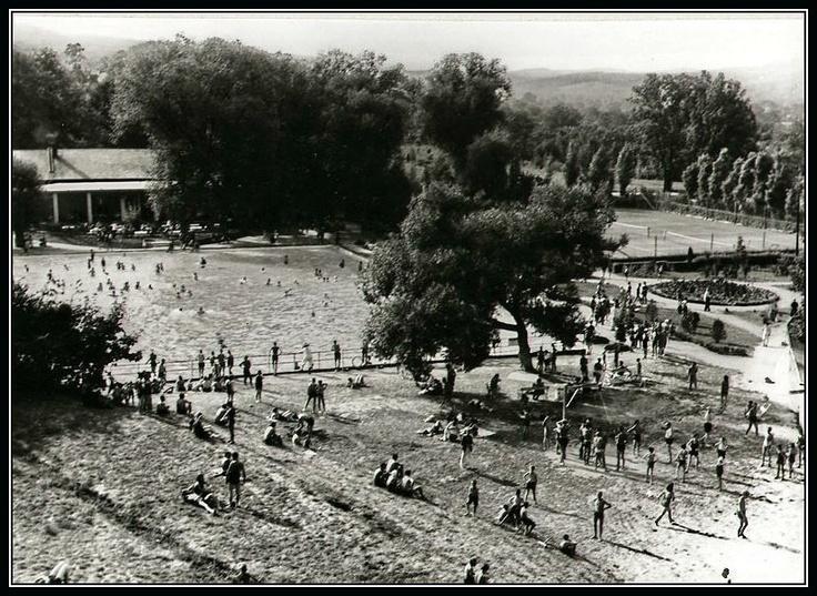 Diósgyőr, Várfürdő, 1938