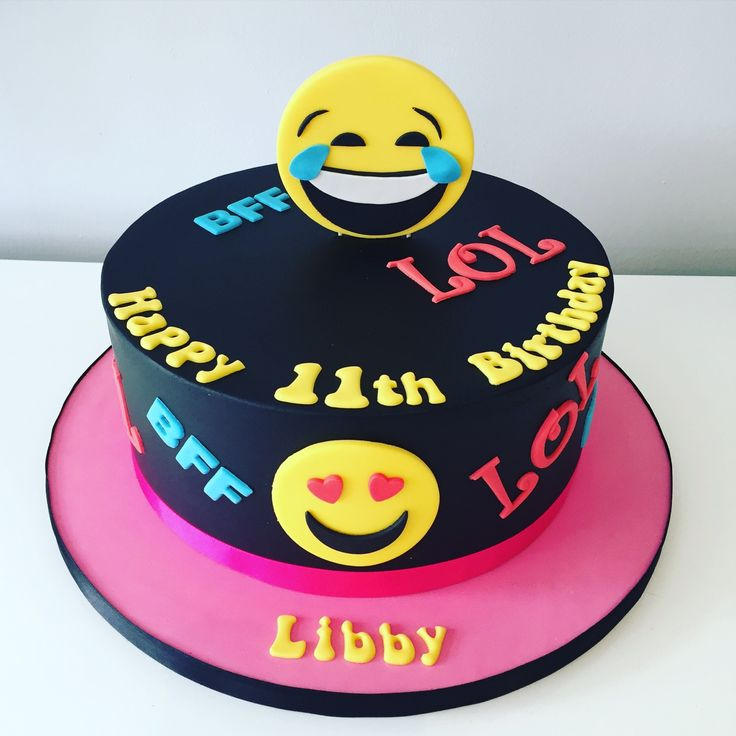 Round Birthday Cakes For Adults