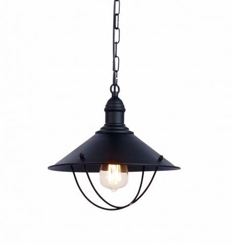 Cello lampa wisząca 1x60W E27 ciemny brąz