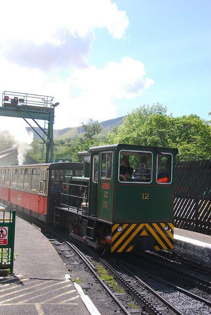 Snowdon Mountain Railway, Wales. http://www.neilfindlay.com