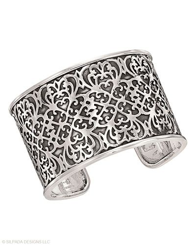 cool sterling silver cuff bracelet by SilpadaCuffs Bracelets, Silpada Design, Cuff Bracelets, Beautiful Bracelets, Sterling Silver Cuff, Silpada Cuffs, Jewelry Boxes, Design Sterling, Silver Cuffs