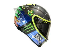 AGV Corsa Mirror Valentino Rossi Mugello 2015 helmet - Limited Edition. Get it now at: http://www.championhelmets.com/en/agv-corsa-mugello-2015-helmet-pre-order-valentino.html