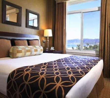 The Georgian Hotel in Santa Monica California