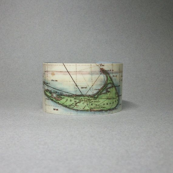 Brand new in the shop: Nantucket Map Cuf...  http://nantucketbrand.com/products/nantucket-map-cuff-bracelet?utm_campaign=social_autopilot&utm_source=pin&utm_medium=pin