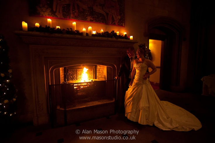 matfen hall wedding picture