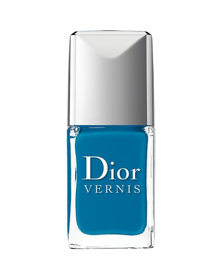 Dior Vernis Gloss in Lagoon 198 (OMGGGGG!!!)Dior Varnish, Vernis Gloss, Varnish, Undersea Style, Lagoon 198, 198 Omggggg