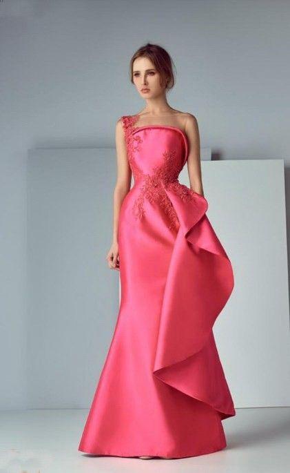 42788d1b54dc23d Вечерние платья Saiid Kobeisy RE 3185 купить в Киеве, цена, фото — салон  Novias-wedding