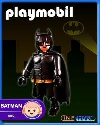 batman in playmobil