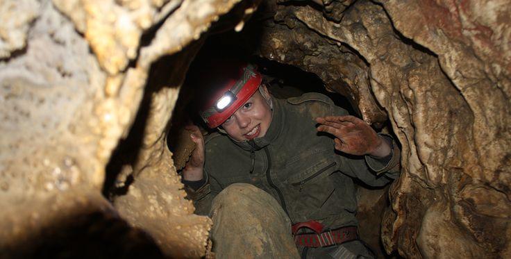 Höhlenexkursion Angerloch in Kochel am See Raum Kempten #Höhle #Höhlenforschung #Schauhöhlen