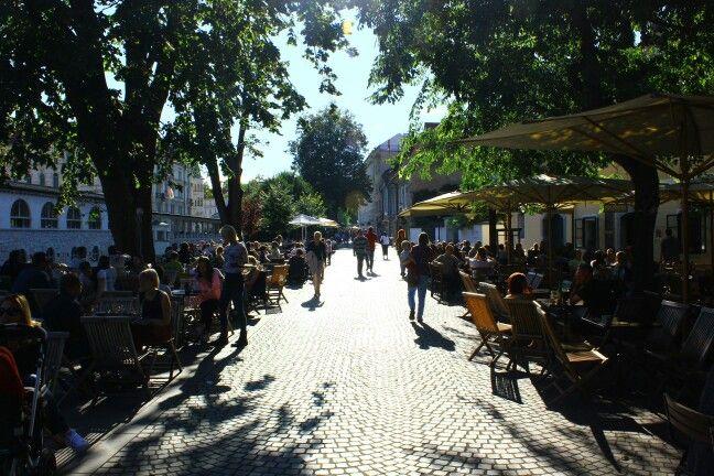 Ljubljana konumunda Ljubljana