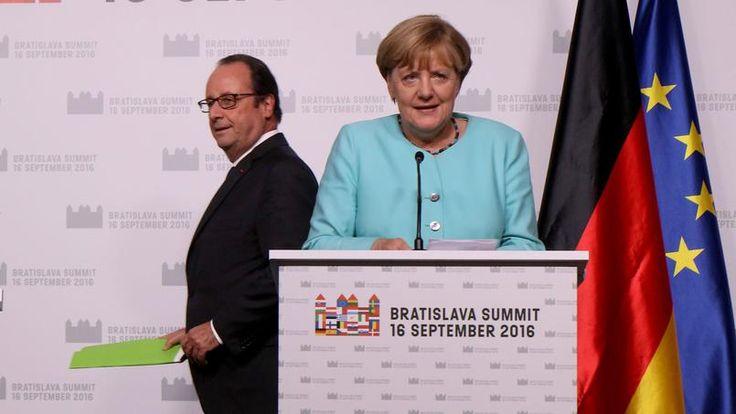 La chancelière allemande a fait le constat de l'échec de ces mécanismes lors du…