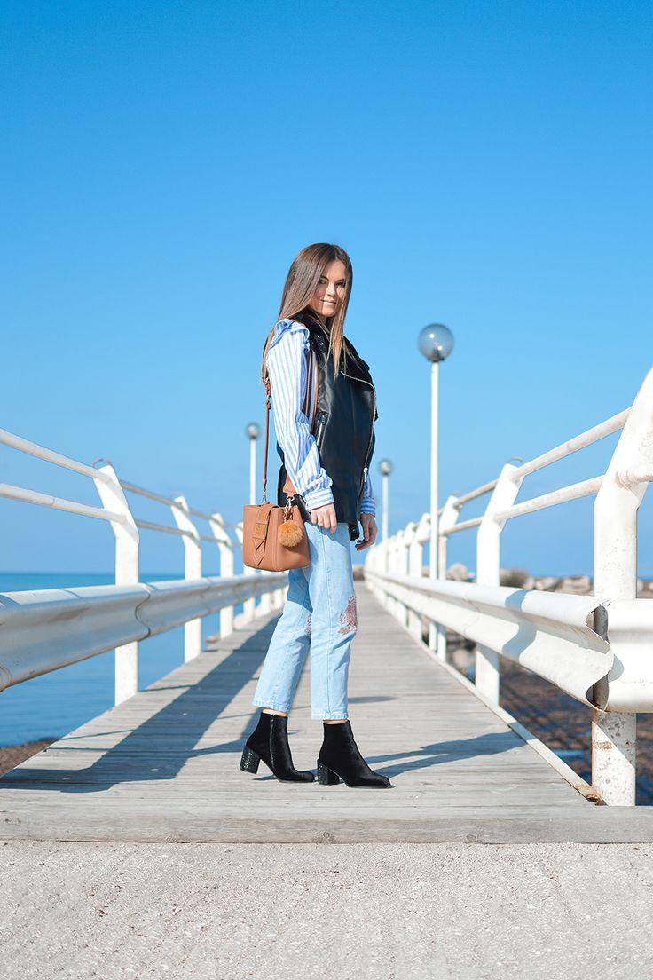 Alkyonides Days by Tamara Bellis Shiny Honey Fashion and Lifestyle Blog / Roda Bridge / Corfu