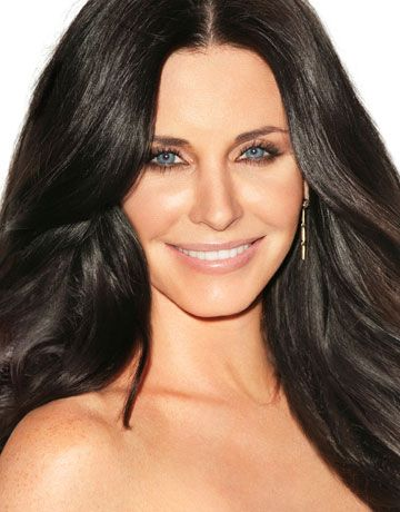 Courtney Cox. She is so beautiful and I loved her on Friends.