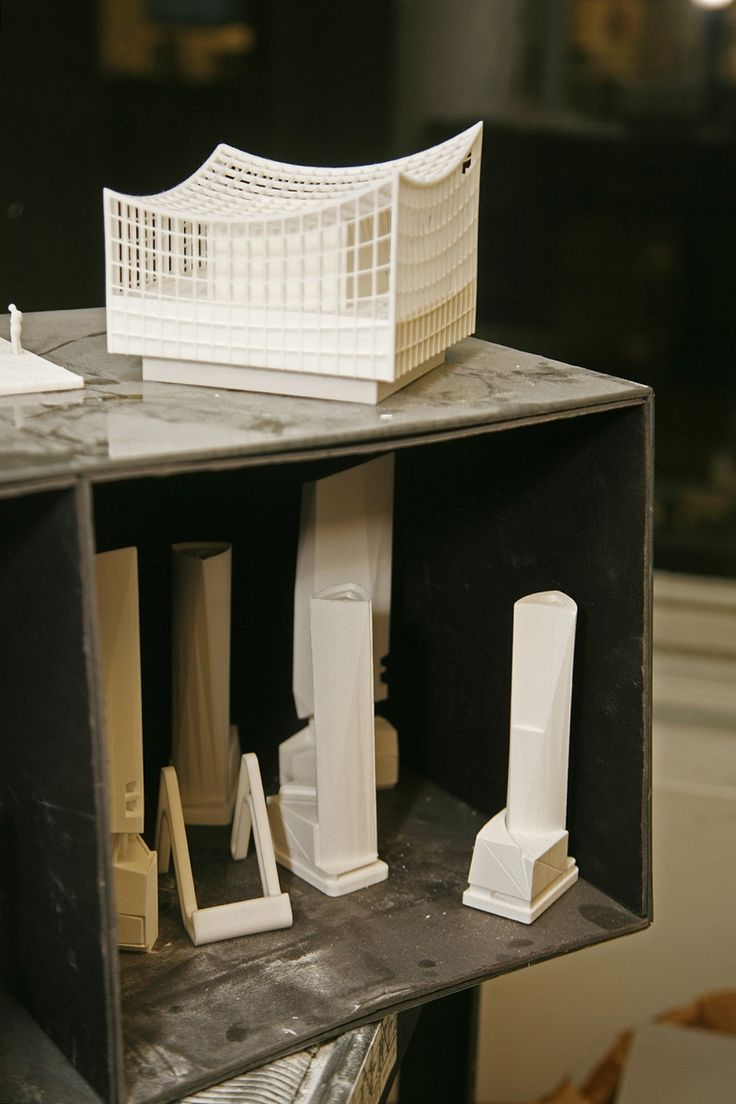 How 3D printing is transforming the process of architectural model making A Veteran Fabrication Company That Combines High-Tech With Craft#artanc#artanc#artanc
