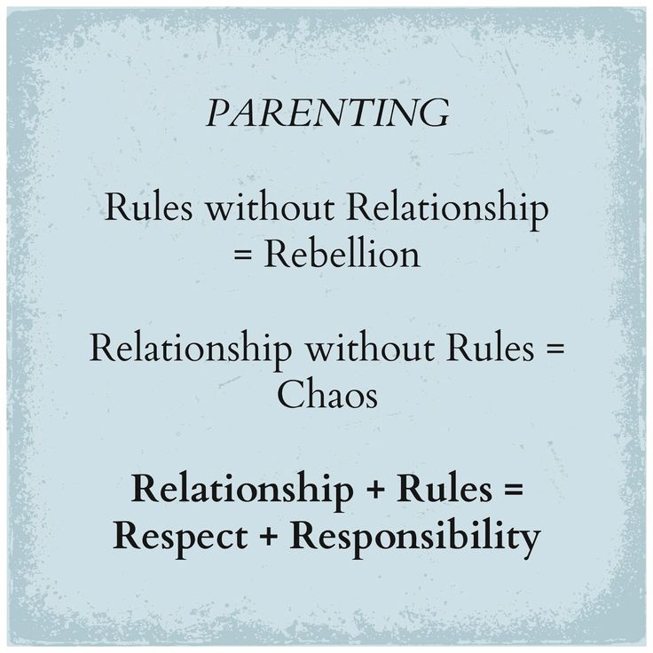 parent and children relationship