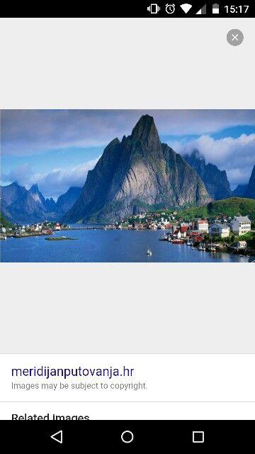 Norveski fjordovi (najuzi)