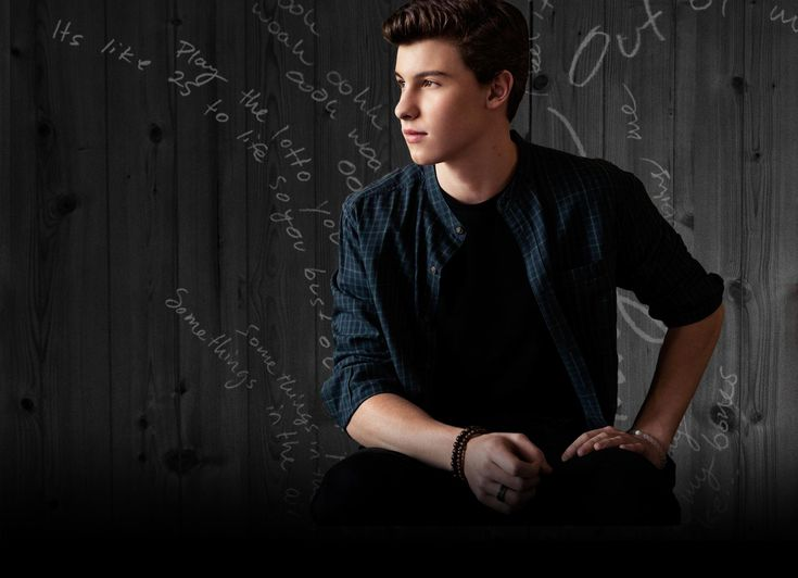 For Min -- Shawn Mendes