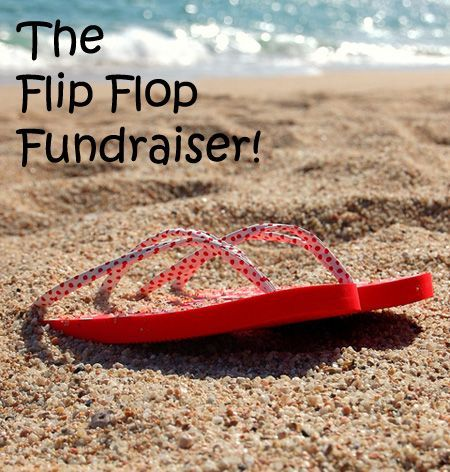 Come discover the fundraising potential of the 'cool' Flip Flop Fundraiser! With top tips and advice on boosting this fundraisers potential: www.rewarding-fundraising-ideas.com/flip-flop-fundraiser.html (Photo by Bermi Ferrer / Flickr)