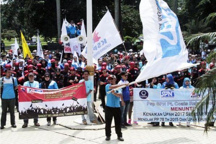 Pemkot Bogor Respons Tuntutan Buruh Cabut PP 78/2015