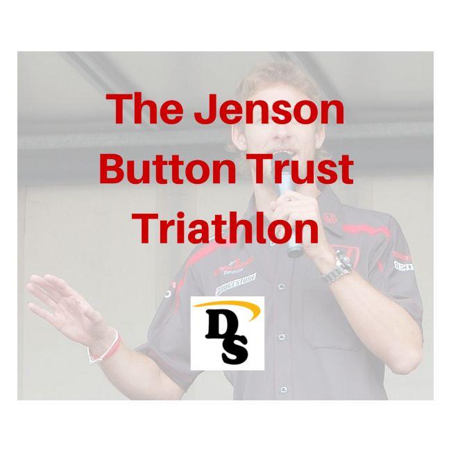 Jenson Button Is An Avid Triathlete : The Jenson Button Trust Triathlon