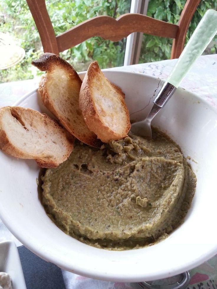 Caviar+d'aubergine+à+la+provençale