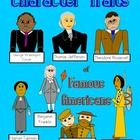 This comprehensive 36 page unit covers Georgia Social Studies standards and Common Core writing, reading and language standards.  Famous Americans: ...