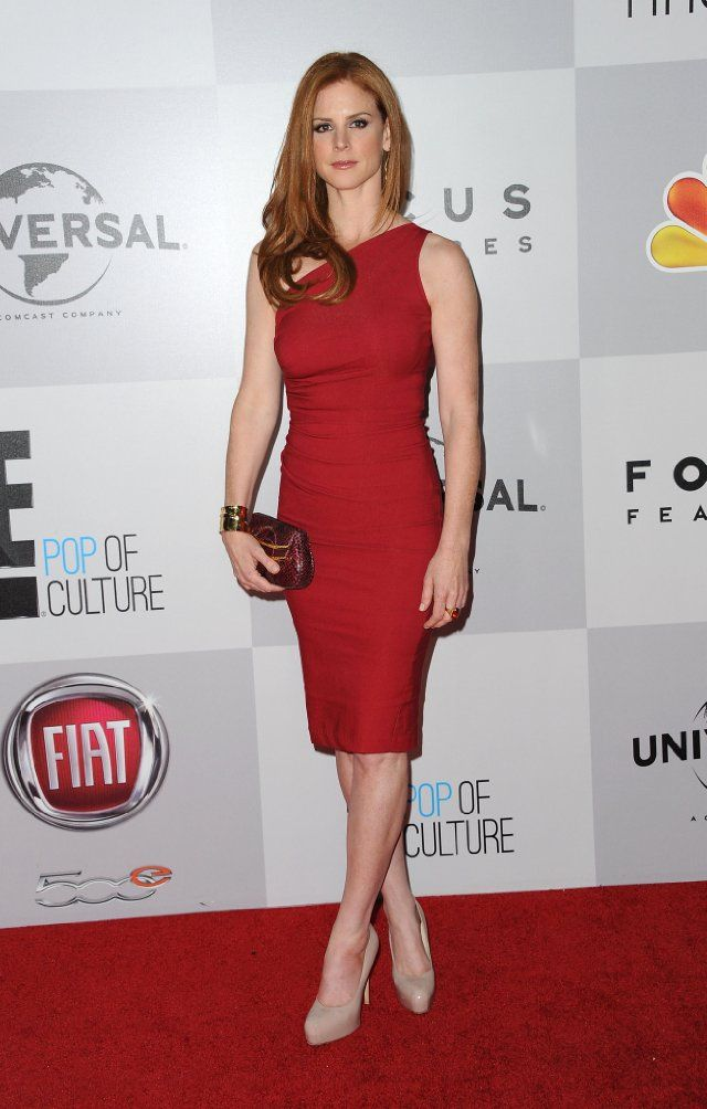 Sarah Rafferty - love her Suits character