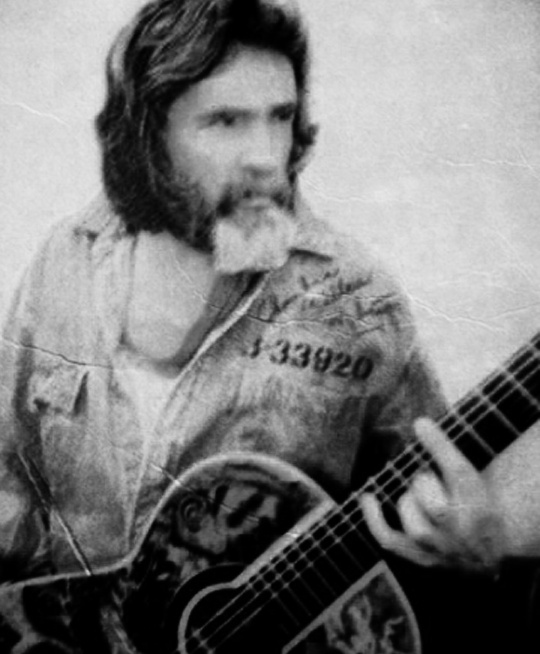 Charles Manson.  He is still one of the scariest people I have ever seen.  His eyes are soulless pits of evil!  I have no doubt if he had not been caught so many more would have died and I have no doubt if he ever got out he would start again.So many women and men still idolize him!
